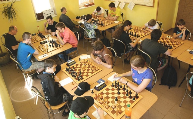 Chess Cup 2014